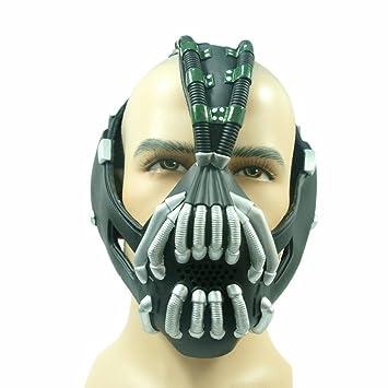 Wonder Cosplay 11000-721 - Máscara de látex de Bane de El caballero oscuro: