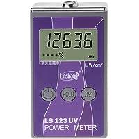 LS123 Medidor de potencia ultravioleta de velocidad