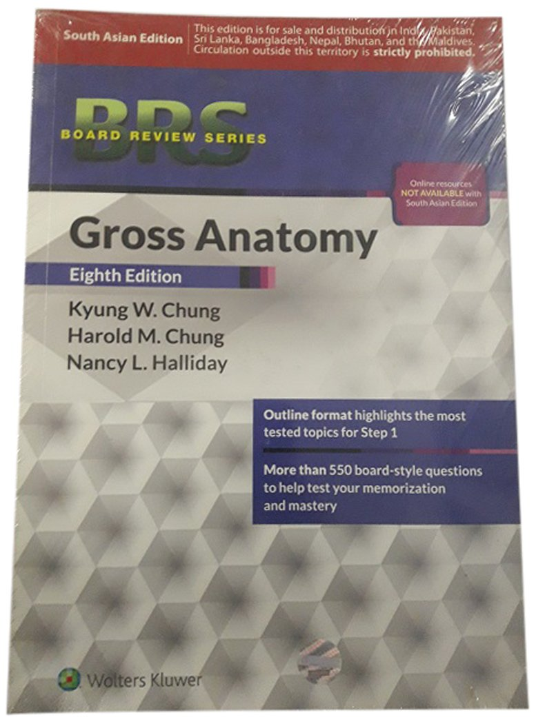 Buy Brs Gross Anatomy Book Online At Low Prices In India Brs Gross