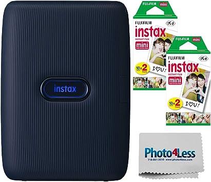 Amazon.com: Fujifilm Instax Mini Link - Impresora de ...