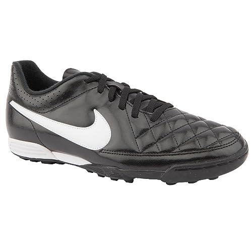 e51ee7860 Nike Mens Tiempo Rio ii Black/White Astro Trainers Size 12: Amazon ...
