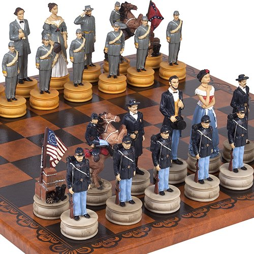 American Civil War Chess - 9