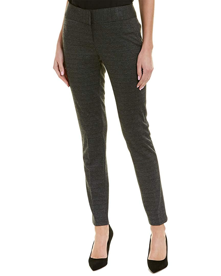 7f4123670d8d9 Vince Camuto Womens Melange Herringbone Ankle Pants at Amazon Women's  Clothing store: