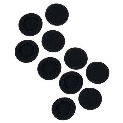 5Pairs 50mm Pads de Cojín Oído para AKG K412P K416P K26P K24P K271P auriculares