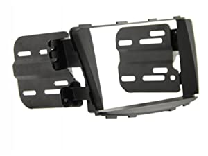 SCOSCHE HY1630B 2012-Up Hyundai Accent Double DIN or DIN w/Pocket Install Dash Kit