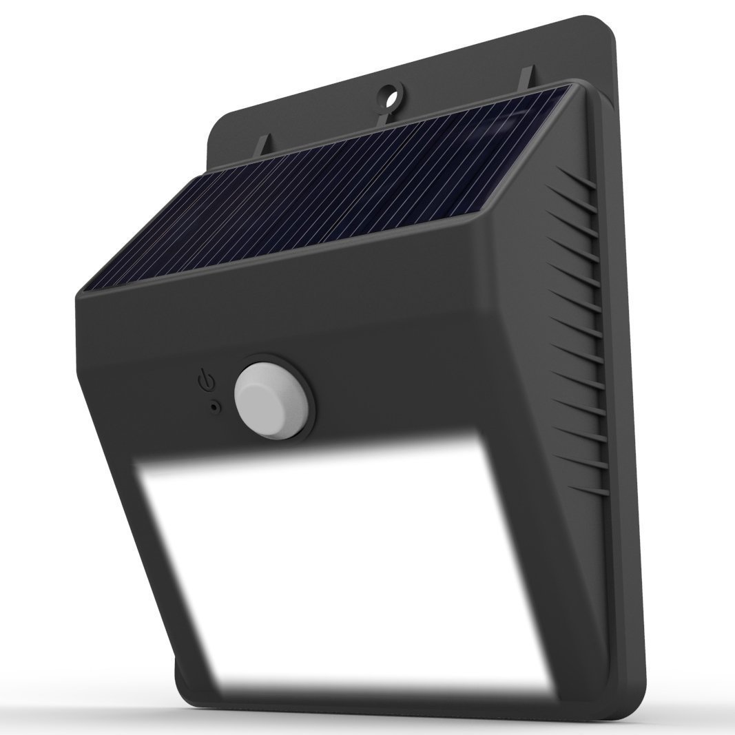Lampat waterproof wireless security bright motion sensor solar light lampat waterproof wireless security bright motion sensor solar light amazon mozeypictures Choice Image