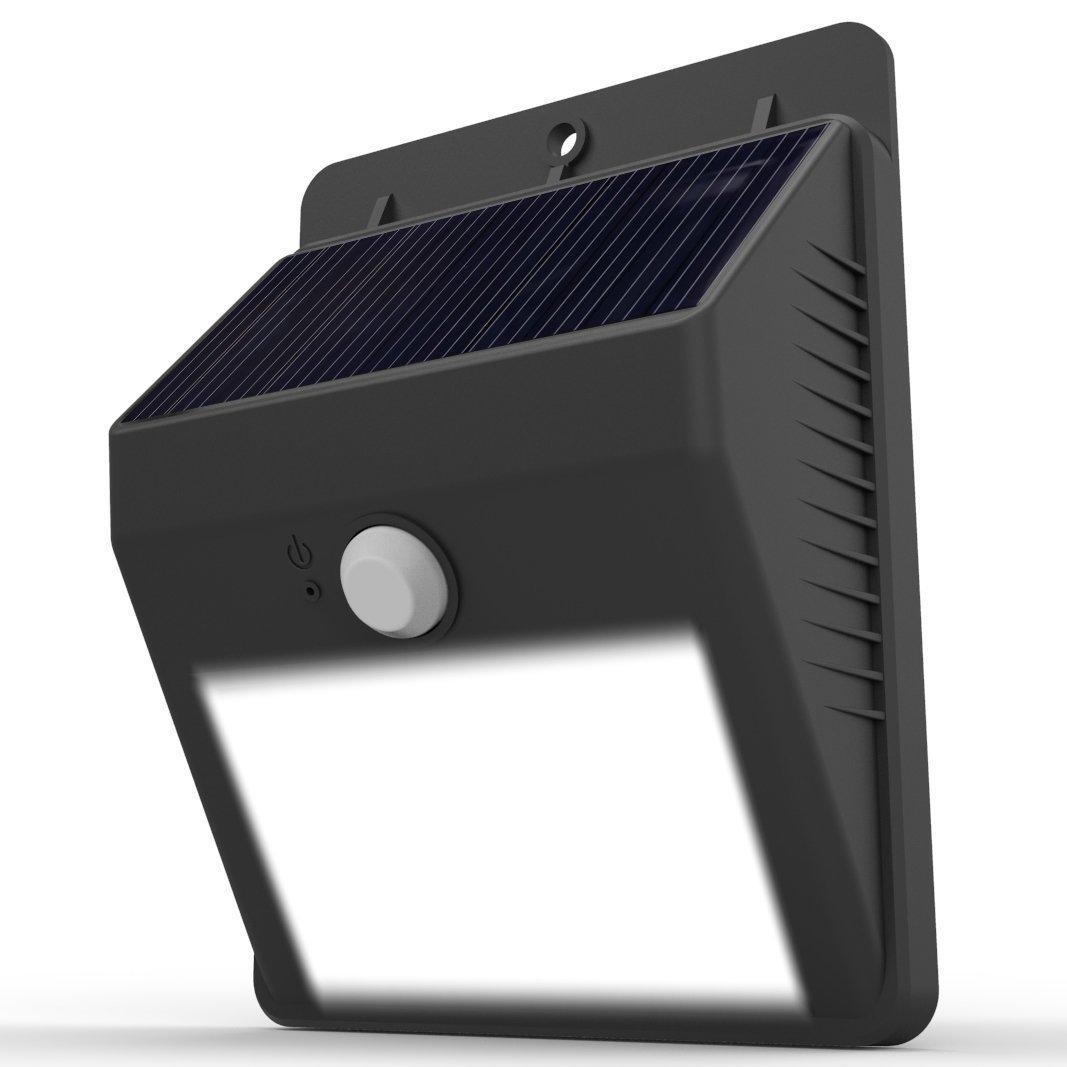 Lampat waterproof wireless security bright motion sensor solar light lampat waterproof wireless security bright motion sensor solar light amazon aloadofball Images
