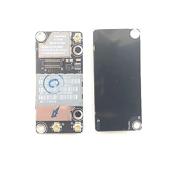 Tarjeta Airport WiFi Bluetooth 607 - 7153-a Apple MacBook 13 ...