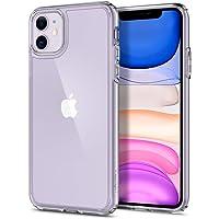 Spigen Ultra Hybrid Designed for Apple iPhone 11 Case (2019) - Crystal Clear