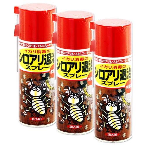 【ケース】木部用シロアリ剤 シロアリ退治スプレー 1ケース(420ml×24本) B009HPB4CW