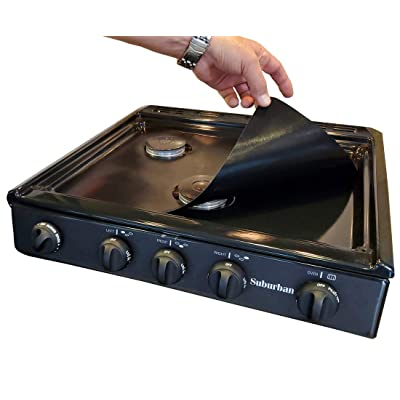 Stove Wrap 400 Protection from Spills, Splatters and Drips, Never Clean Your Stove Again, Well Almost Never, Fits Suburban 3-burner Stove Tops: Automotive
