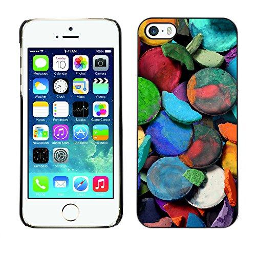 Premio Sottile Slim Cassa Custodia Case Cover Shell // V00001836 Peinture Art // Apple iPhone 5 5S 5G