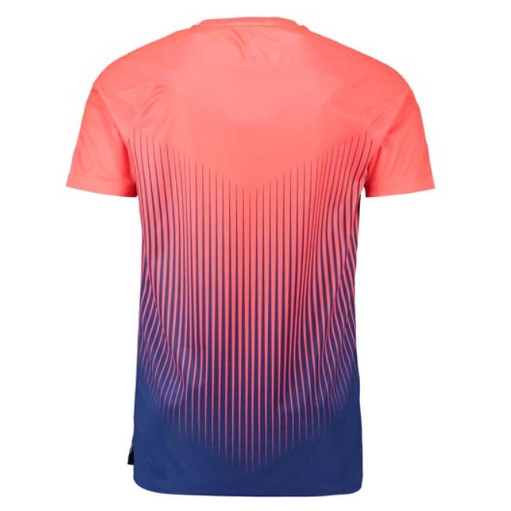 Amazon.com   Nike 2018-2019 Atletico Madrid Pre-Match Dry Training Football  Soccer T-Shirt Jersey (Red)   Sports   Outdoors 0f4aaba71b2ae
