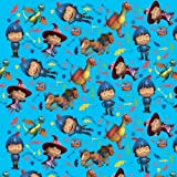 Character Mike The Knight Gift Wrap Decoration