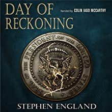 Day of Reckoning (Shadow Warriors) Audiobook by Stephen England Narrated by Colin Iago McCarthy