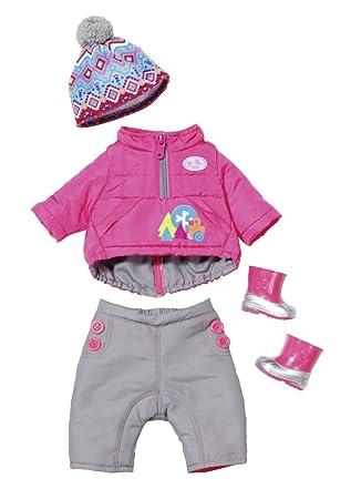 Baby Born Outfit super süss auch passend für Annabell 43cm Puppen & Zubehör