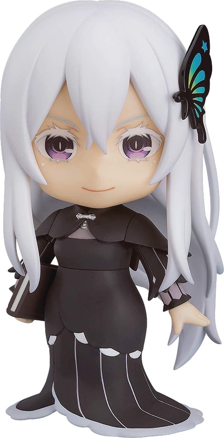 Good Smile Re:Zero - Starting Life in Another World: Echidna Nendoroid Action Figure, Multicolor