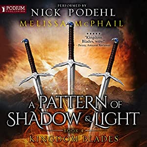 Kingdom Blades Audiobook