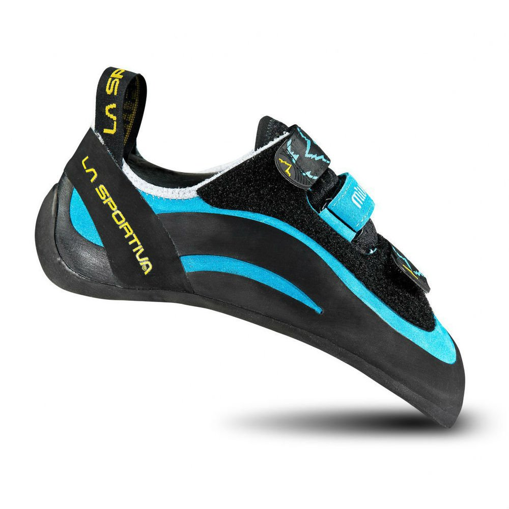 La Sportiva Miura VS Women's Climbing Shoe, Blue, 34 by La Sportiva