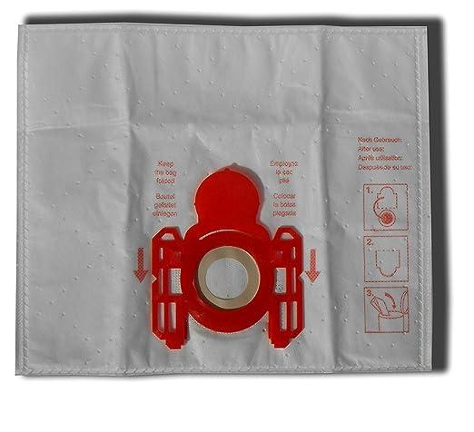 Pack de 10 bolsas y 1 filtro para aspiradora AEG Electrolux Gr ...