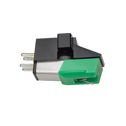 139 opinioni per AUDIO-TECHNICA AT 95EB Testina a Magnete Mobile Stilo Ellittico Per Giradischi
