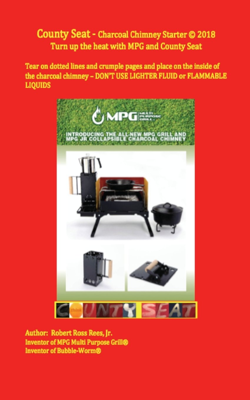 Download County Seat - charcoal chimney starter: Turn up the heat with MPG and County Seat PDF