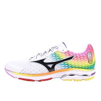 huge discount c8b38 2372f Mizuno , Chaussures de course pour homme Blanc Blanc - blanc - blanc, 40.5  EUR