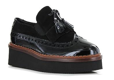 Gadea - Mocasines de Terciopelo Mujer, Negro (negro), 38: Amazon.es: Zapatos y complementos