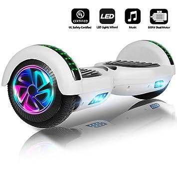 Hoverboards, 6.5 Scooters de Auto Equilibrio de Dos ...