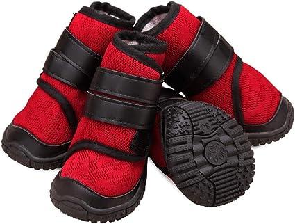Amazon Com Lnlw Pet Supplies Dog Shoes Paw Protection Rain