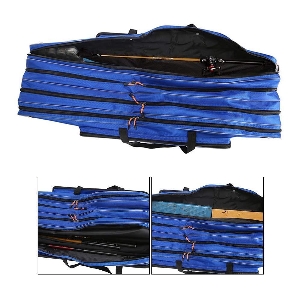 TentHome Allround Rutentaschen Rutenfutteral Angelrute Zubehör Zubehör Zubehör Angelrucksack Anglertasche Angelkoffer B07KQC1MHG Rutentaschen Kostengünstig 8292ed