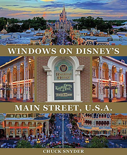 Pdf Home Windows on Disney's Main Street, U.S.A.: Stories of the Talented People Honored at the Disney Parks (Disney Editions Deluxe)