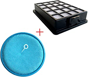 WuYan 2Pcs/lot Vacuum Cleaner Accessories Parts Dust Filters H13 Hepa for Samsung SC21F50 SC15F50 FLT9511 Pet Sensor VCA-VH50