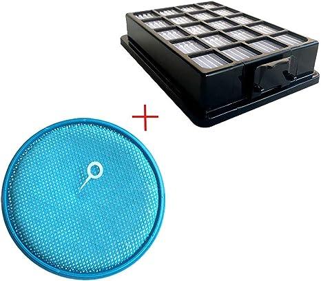 WuYan Juego de 2 filtros de Polvo para aspiradora Samsung SC21F50 SC15F50 FLT9511 Pet Sensor VCA-VH50