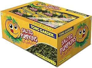 Tong Garden Salted Pumpkin Seeds Box, 264 g