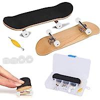 Fingerboard Finger Skateboards, Mini diapasón, Patineta de dedos