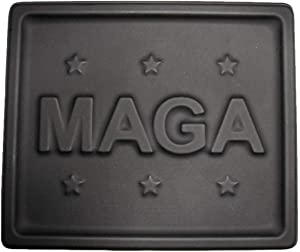 We The People Holsters - Make America Great Again Trump EDC Kydex Dump Tray - MAGA Design Valet Tray for Men - EDC Organizer and Catch-All for Everyday Carry - Keys - Change - Phone (Black)