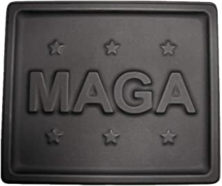 product image for We The People Holsters - Make America Great Again Trump EDC Kydex Dump Tray - MAGA Design Valet Tray for Men - EDC Organizer and Catch-All for Everyday Carry - Keys - Change - Phone (Black)