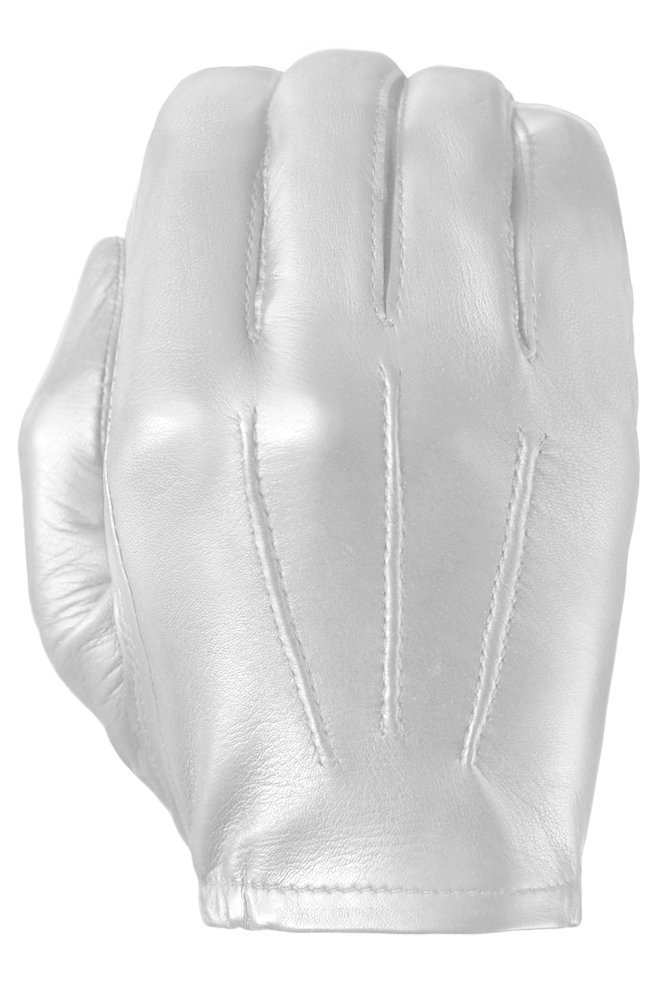 Tough Gloves Men's Ultra Thin Patrol Cabretta unlined leather gloves Size 9 Color White by Tough Gloves (Image #1)