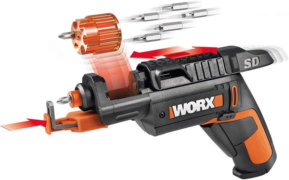 WORX Semi-Automatic Power Screw Driver with Screw Holder