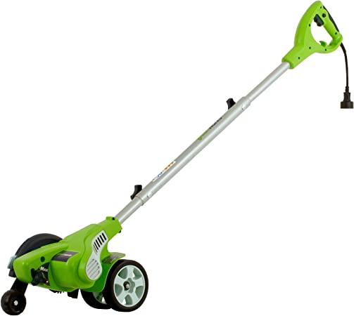 Greenworks 12 Amp Electric Corded Edger - Best Electric Lawn Edger
