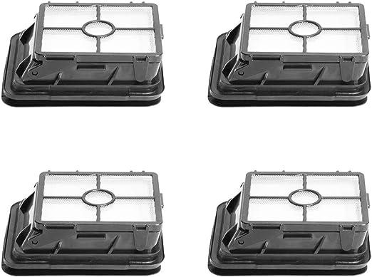 Bissell - Juego de 4 filtros HEPA 1866F Crosswave para aspiradora ...