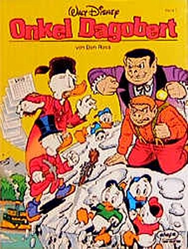 Disney  Onkel Dagobert  Onkel Dagobert Bd.7 Der Letzte Schlitten Nach Dawson