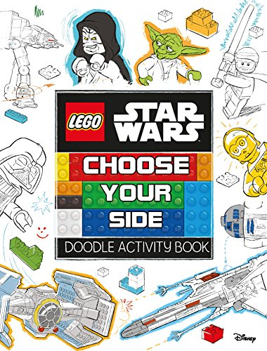 Lego Star Wars: Choose Your Side Doodle Activity Book (Lego Star Wars Choose Your Side)