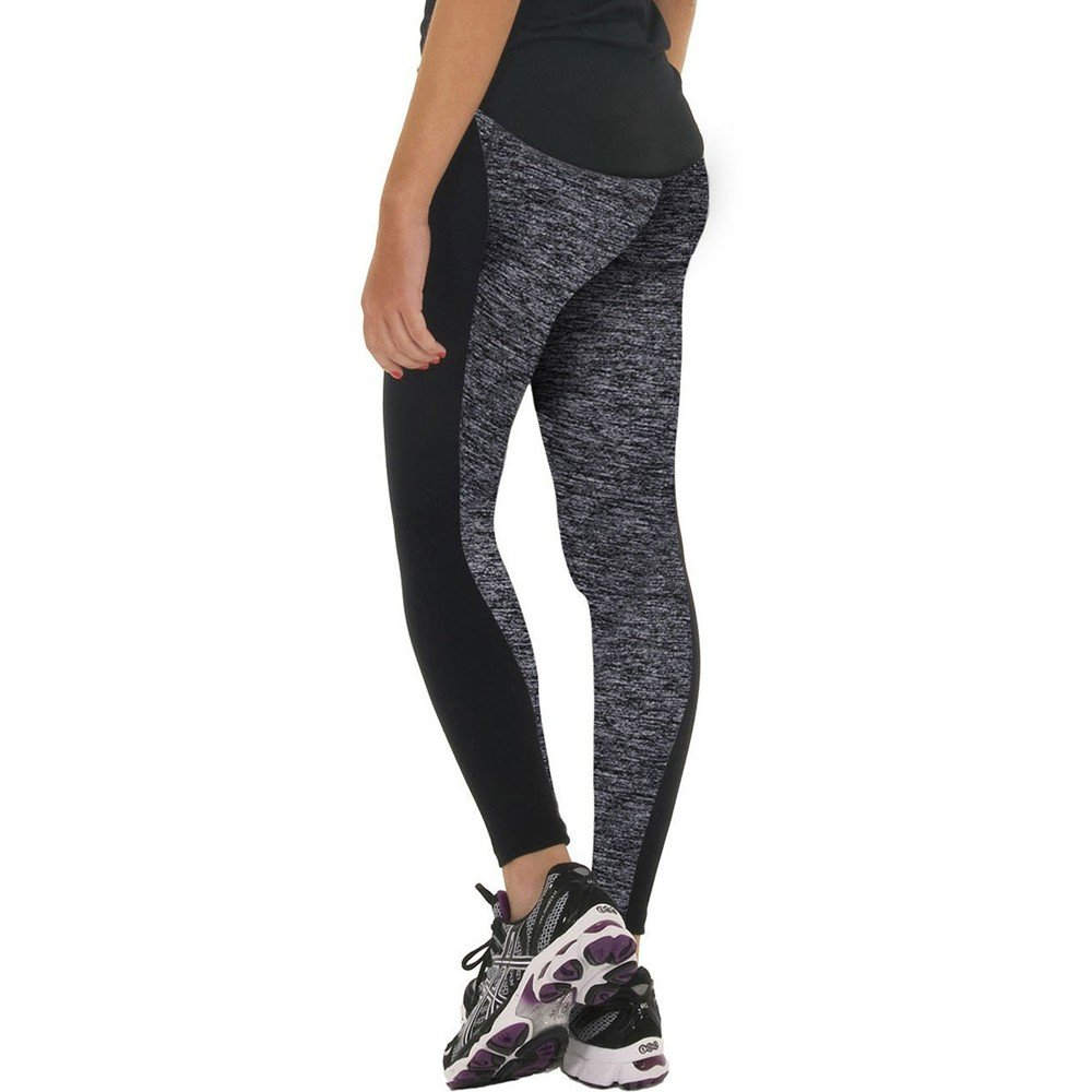 WUYIMC Yoga Leggings, Women Sports Trousers Athletic Gym Workout Fitness Yoga Leggings Pants by Clearance! WuyiMC (Image #3)