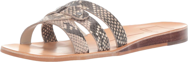 Dolce Vita Womens Cait Slide Sandal