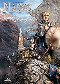 Book's Cover ofNains tome 5 : Tiss du Bouclier