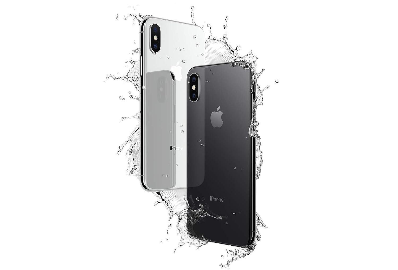 Amazon.com: Carcasa trasera de repuesto para iPhone X de ...
