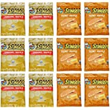Honey Stinger Waffle Variety Pack of 12