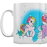 "Pyramid International ""My Little Pony Retro (Made In The 80s)"" Official Boxed Ceramic Coffee/Tea Mug, Multi-Colour, 11 oz/315 ml"